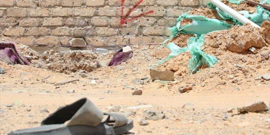 Libya'da Hafter Milislerinin Yerleştirdiği Patlayıcılar Yine Can Aldı