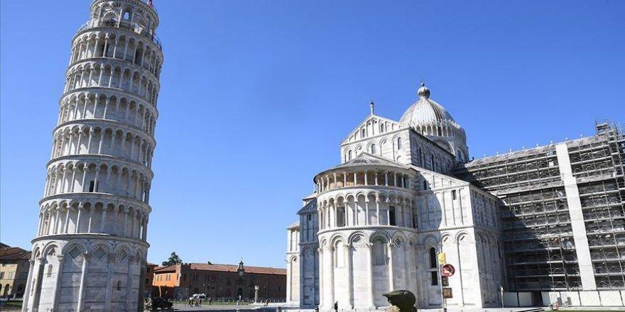 İtalya'da Kovid-19'dan Ölenlerin Sayısı 34 Bin 448'e Yükseldi