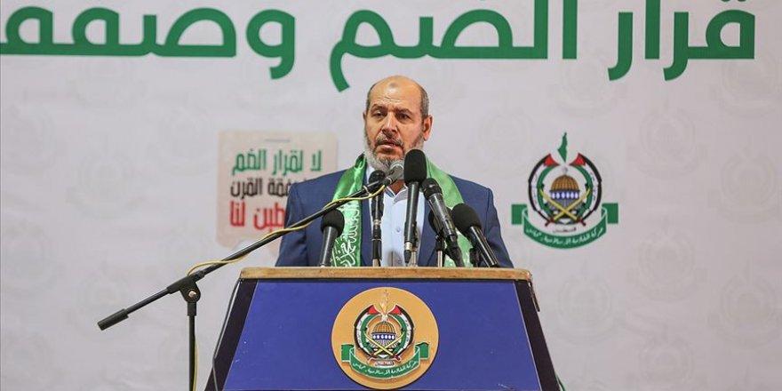 Hamas'tan İsrail'in 'İlhak' Planına Karşı Toplantı Çağrısı