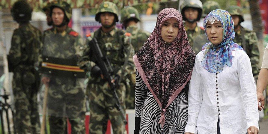 Uygur Tasarısı ABD'de Onaylandı: Çin'e Yaptırım Uygulanacak