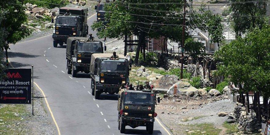 Himalayalarda Potansiyel Çatışma Riski Sürüyor