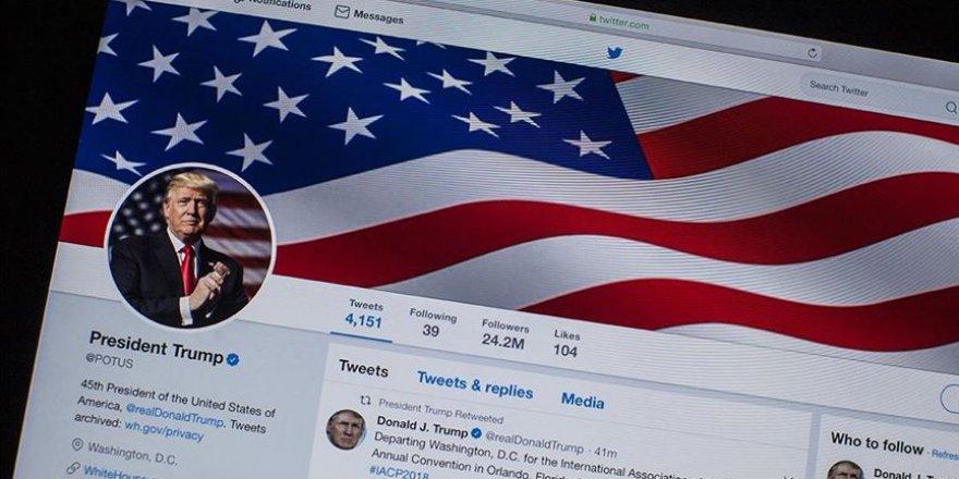 Twitter Trump'ın Paylaşımına 'Manipüle Edilmiş Medya' Etiketi Ekledi