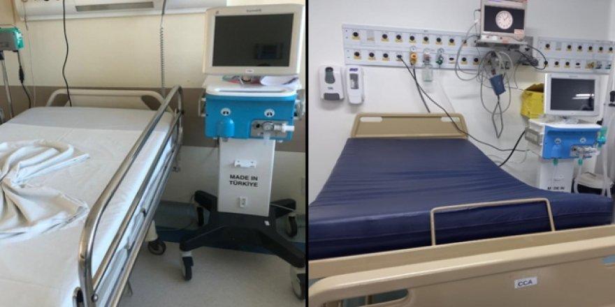 Türkiye'de Üretilen Solunum Cihazları Brezilya'daki Hastanelerde
