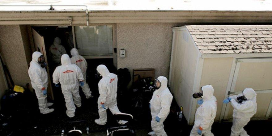 ABD'de 290 Kişi Daha Koronavirüsten Öldü