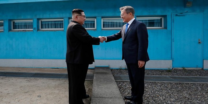 Kuzey Kore'den Güney Kore'ye Broşür Misillemesi