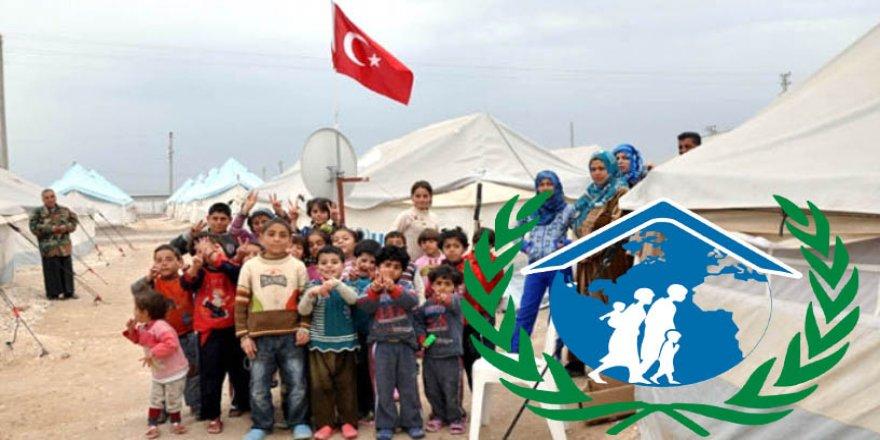 UMHD Başkanı Demir Türkiye'nin Mülteci Politikalarını Değerlendirdi