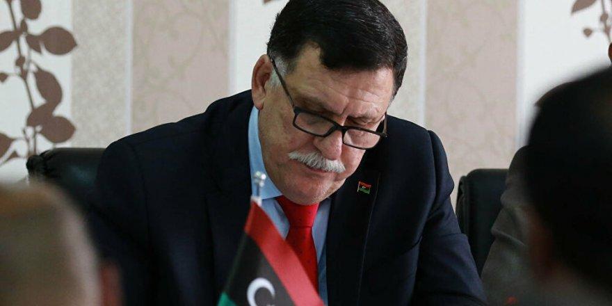 Libya'dan Mısır'ın Toplantı Çağrısına Ret