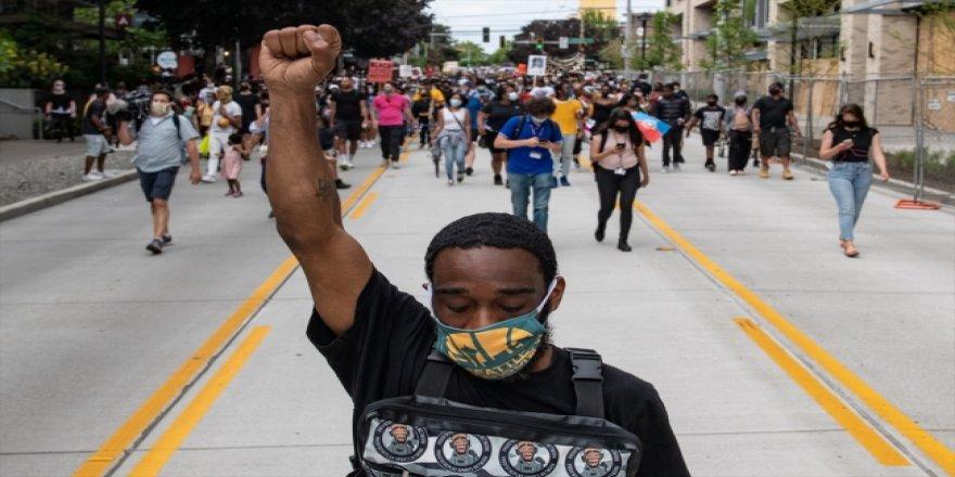 ABD'de Köleliğin Kaldırılmasının 155'inci Yılı Kutlandı