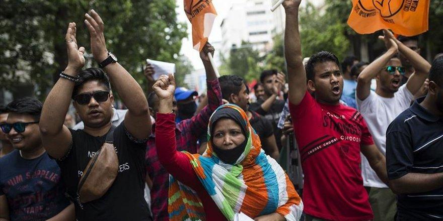 Yunanistan'da 20 Haziran Dünya Mülteciler Günü Dolayısıyla Gösteriler Düzenlendi