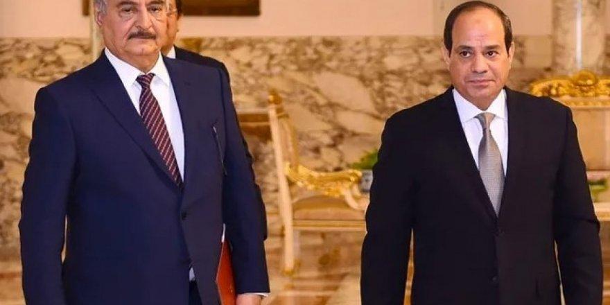 Suudi Arabistan ve BAE'den Sisi'nin Libya Tehdidine Destek