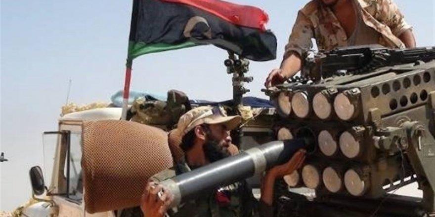 Libya, Sisi'nin Tehdidini Savaş İlanı Olarak Gördüğünü Açıkladı