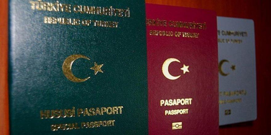 28 Bin Kişinin Pasaportundaki İdari Tedbir Kararı Kaldırıldı