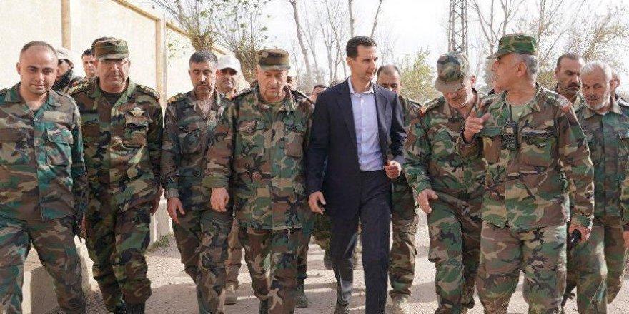 Son 14 Günde Esed'ın 8 Komutanı Öldürüldü