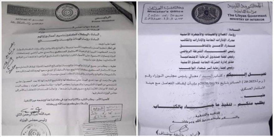 Libya Hükümeti Hafter'in Mali Yolsuzluğunu Kanıtlayan İki Belge Yayımladı
