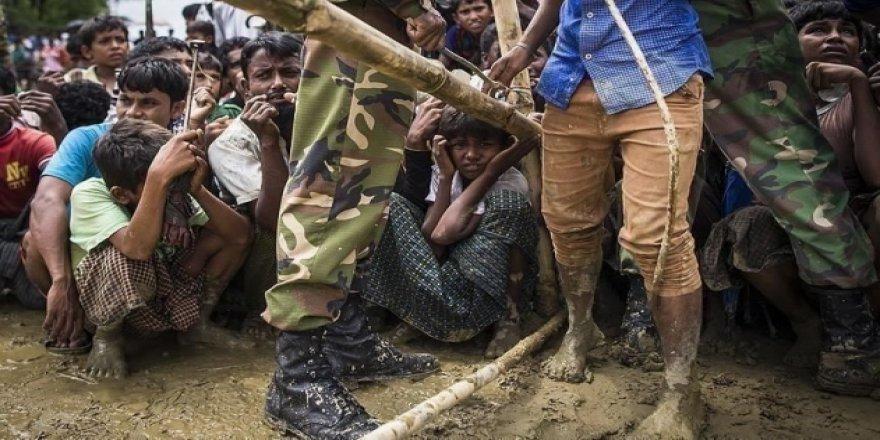 BM'ye Çağrı: Suudi Arabistan ve Myanmar Ordusu 'Utanç Listesi'ne Eklensin