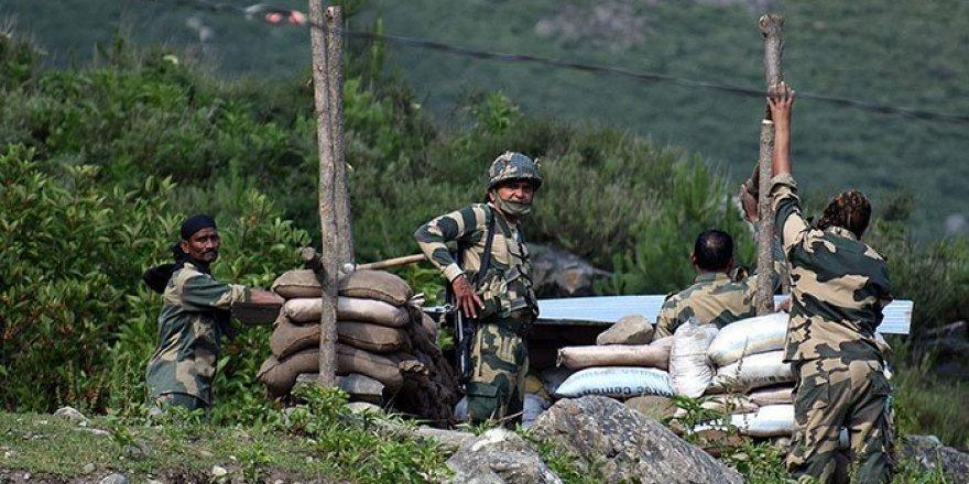 Hindistan ve Çin Askerlerini Bölgeden Geri Çekme Konusunda Anlaştı