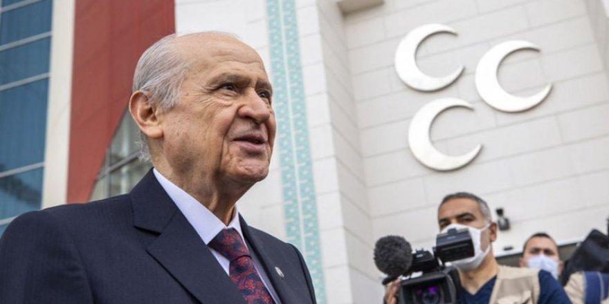 Bahçeli: İnce, CHP içinde Atatürk'e dönüş hareketini başlatacaktır