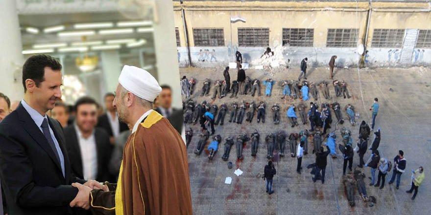 Esed'in Zulmü Kadar Korkunç Olan Onu Meşrulaştıran 'Ulema'nın Varlığı
