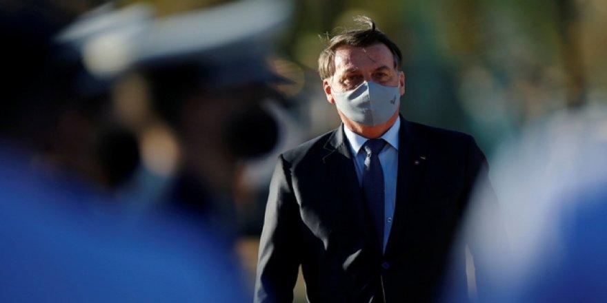 Bolsonaro halktan 'sızlanmayı bırakmalarını' istedi