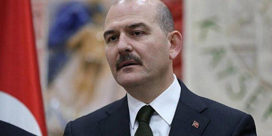 Antalya Baro'sundan Süleyman Soylu Hakkında Suç Duyurusu