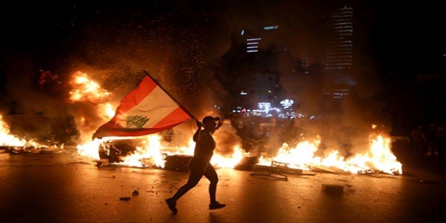 Lübnan Adalet Bakanı istifa etti