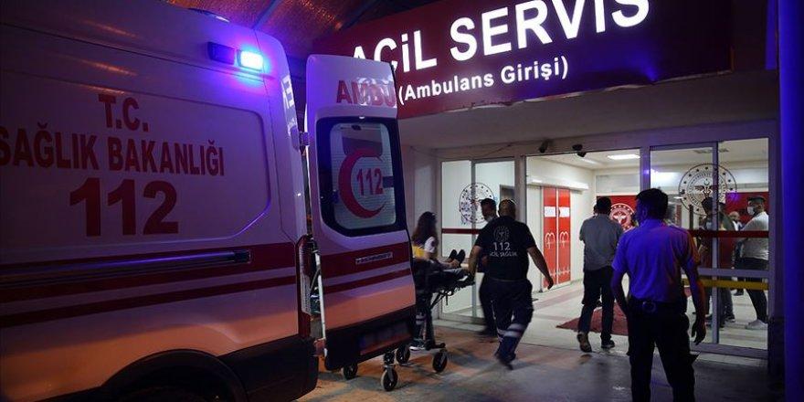 PKK Hakkari'de İşçilere Saldırdı: 2 Yaralı