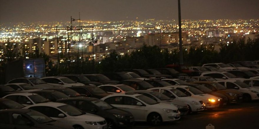 Tahran'da Patlama