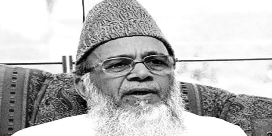 Pakistan Cemaat-i İslami Liderlerinden Sayed Munavvar Hasan Vefat Etti
