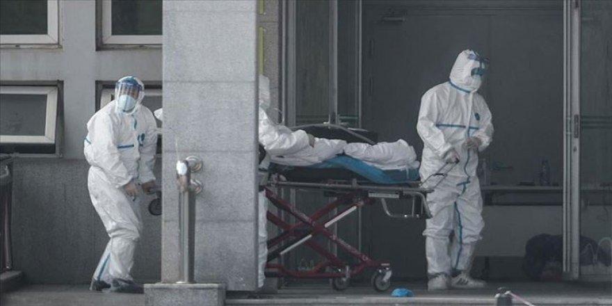 İngiltere'de en yüksek ölüm: 1610 kişi hayatını kaybetti