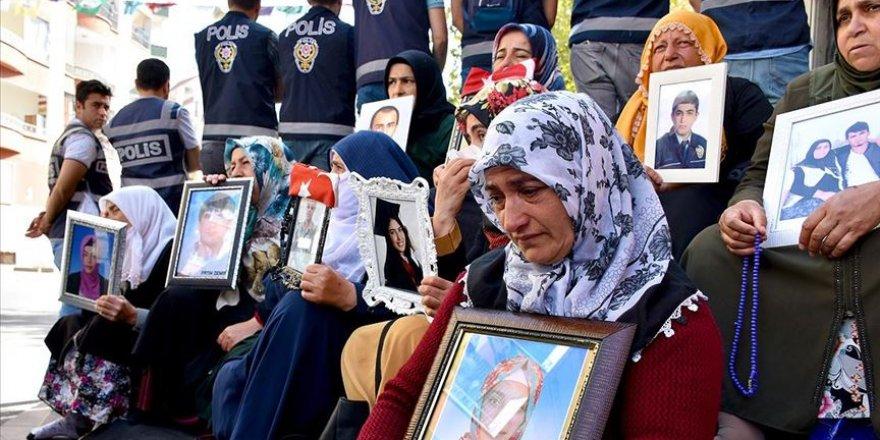 Diyarbakır Annelerinin Evlat Nöbeti 300. Gününde