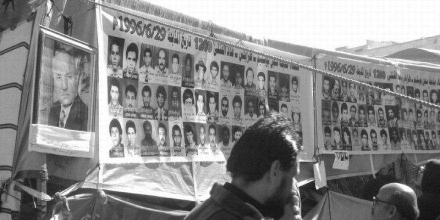 Libya Ebu Selim Hapishanesi Katliamı