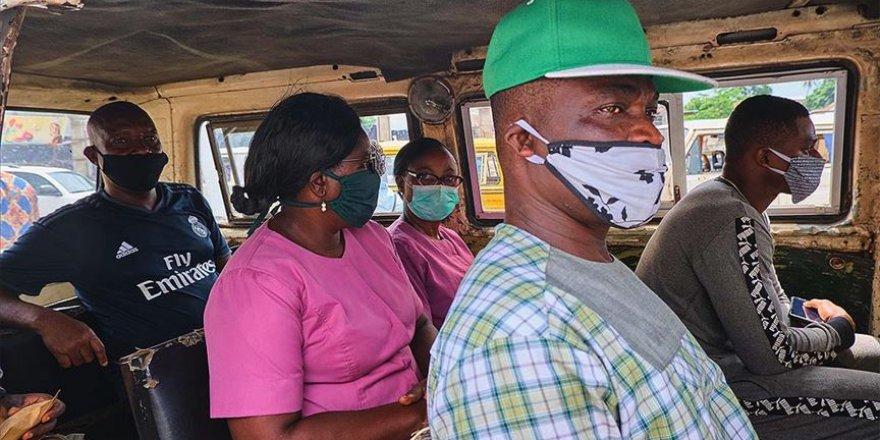 Nijerya'da Kovid-19 Vaka Sayısı 25 Bini Aştı