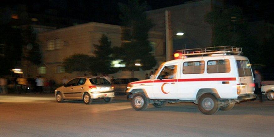 İran'da Patlama! Çok Sayıda Kişi Öldü