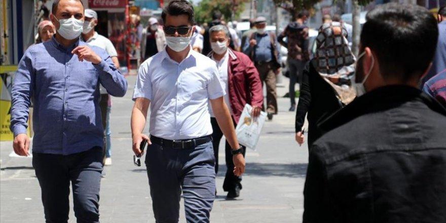 Bingöl'de Maske Takma Zorunluluğu Getirildi