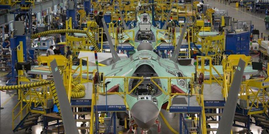 ABD F-35 Parçaları İçin Türkiyeli Şirketlerle Çalışmaya Devam Edecek