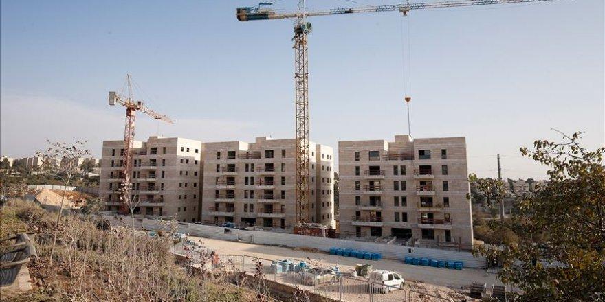 İşgalciler Batı Şeria'da Ele Geçirdikleri Alanda İnşaata Başladı