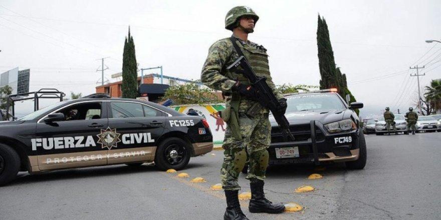 Meksika'da Rehabilitasyon Merkezine Silahlı Saldırı: 24 Ölü