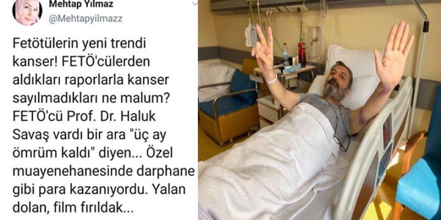 Kanser Olup Ölmek Bahane, Asıl Hedef Algı Operasyonu!