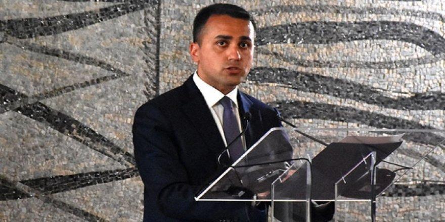Fransız Bakan Le Drian Libya Başbakanı Serrac İle Görüştü