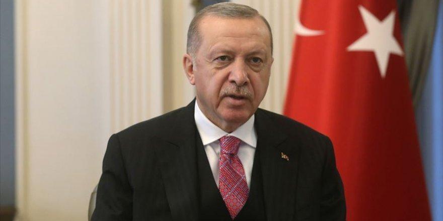 Cumhurbaşkanı Erdoğan'dan İdlib'de Yaptıracağı 50 Konut İçin AFAD'a Bağış