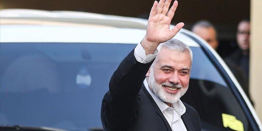 Hamas ile Katar Siyonist İsrail'in İlhak Planını Görüştü