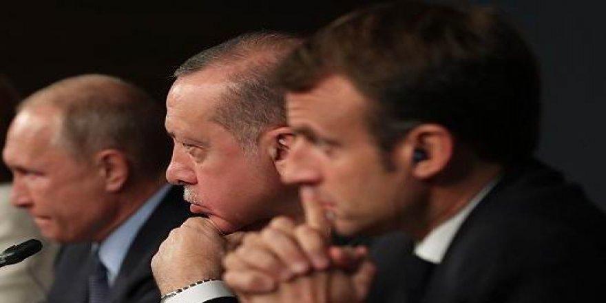 Libya Krizi: Rusya-Türkiye-Fransa Üçgeni