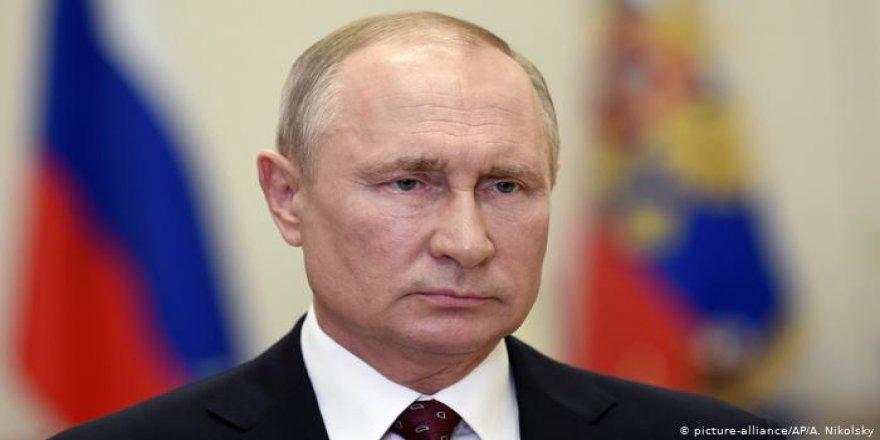 Rusya: Sonsuza Kadar Putin