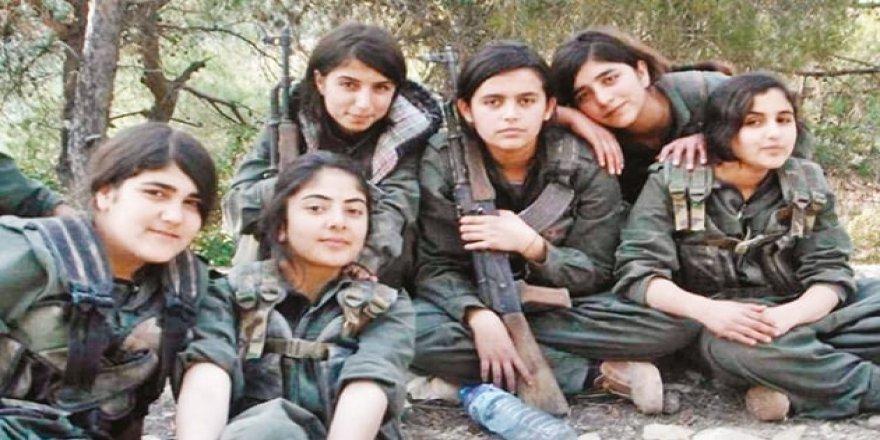 PKK/YPG Suriye'de Kız Çocuklarını Kaçırmaya Devam Ediyor