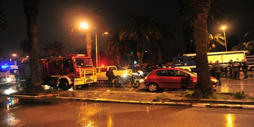 Tunus'ta İşsizlik Protestolarının Yaşandığı Tatavin İlinde Genel Grev Başladı