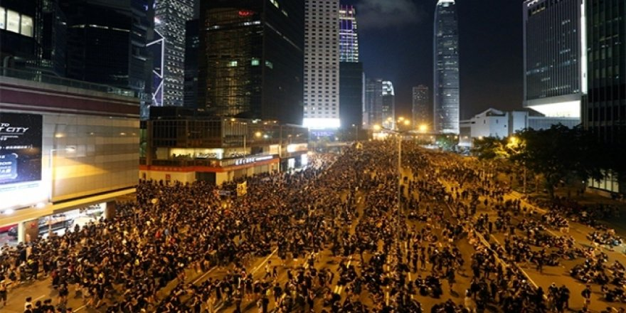 Hong Kong'da Yeni Güvenlik Kanunu Sonrası İlk Dava