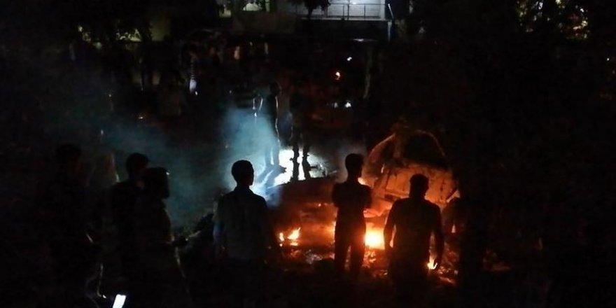 Afrin'de Saldırı: 1 Ölü, 2 Yaralı