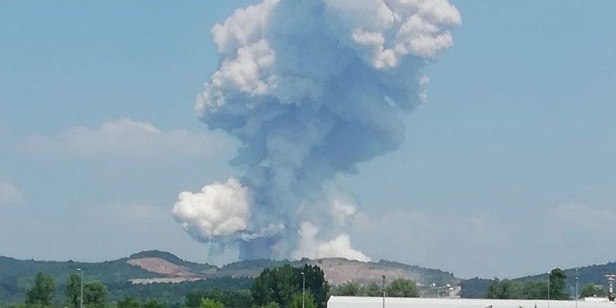 Sakarya'daki Patlamayı PKK'nın Taşeron Örgütü Üstlendi