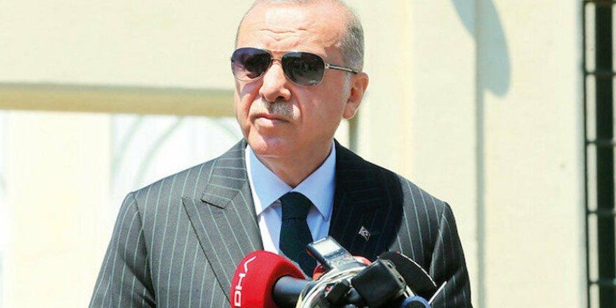 Cumhurbaşkanı Erdoğan: Ayasofya Bizim Hakkımız