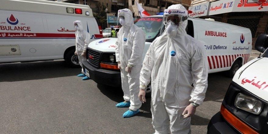 Filistin'de COVİD-19 Ölümleri 16'ya Yükseldi